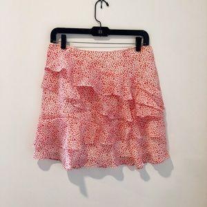 NEW Floral Mini Skirt
